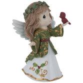 Precious Moments Angel & Cardinal