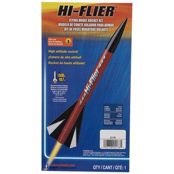 Hi-Flier Model Rocket Kit
