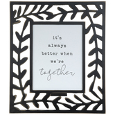 Better When We're Together Wood Decor