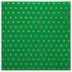 Gold Foil Clover Scrapbook Paper - 12