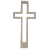 Outline Wall Cross