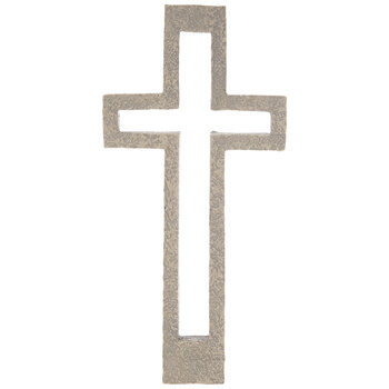 Outline Wall Cross