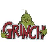 Dr. Seuss The Grinch Wood Decor