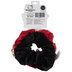 Red & Black Hello Kitty Scrunchies