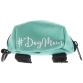 Blue Dog Mom Pet Leash Bag