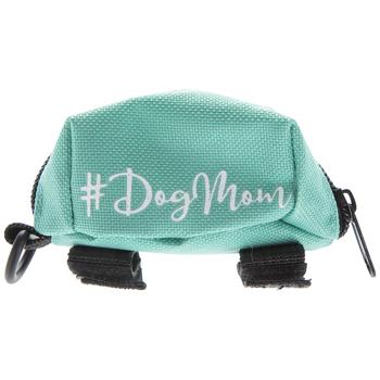 Blue Dog Mom Pet Leash Bag