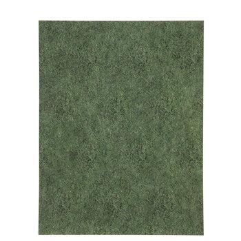 "Moss Scrapbook Paper - 8 1/2"" x 11"""