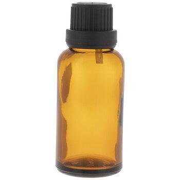 Amber Glass Dropper Bottles