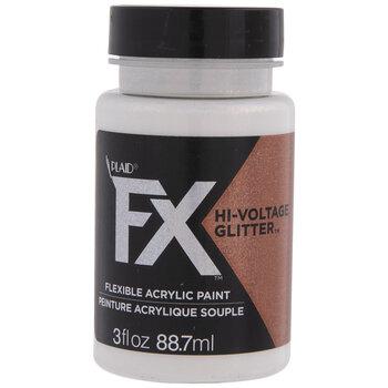 Glitter Flexible Acrylic Paint