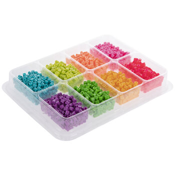 Caps Perler Beads