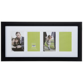 Wood Collage Wall Frame