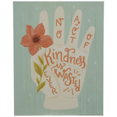 Act Of Kindness Wood Wall Decor