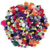 Assorted Pom Pom Value Pack