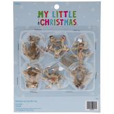 Antler Design Ornaments