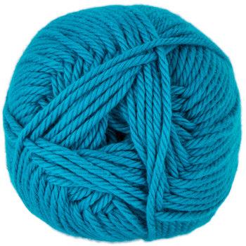 Deep Turquoise I Love This Cotton Yarn