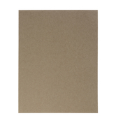"Kraft Extra Heavy Weight Cardstock Paper Pack - 8 1/2"" x 11"""