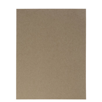 """Kraft Extra Heavy Weight Cardstock Paper Pack - 8 1/2"""" x 11"""""""