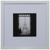 Vintage Paris Photo Framed Wall Decor