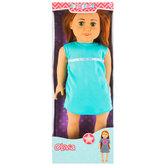 "Poseable Springfield Olivia Doll - 18"""