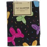 Balloon Animals Fat Quarter