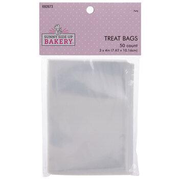 "Treat Bags - 3"" x 4"""