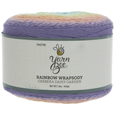 Yarn Bee Rainbow Wrapsody Yarn