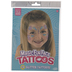 Butterfly Wing Temporary Face Tattoos