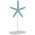 Light Blue Starfish On Stand