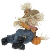 Scarecrow Lying Down
