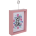 Floral Get It Girl Wood Photo Clip