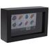 Black Wood Shadow Box - 6