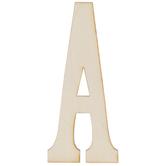 """Vintage Sign Wood Letters - 4"""""""