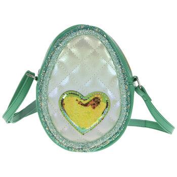 Glitter Avocado Handbag