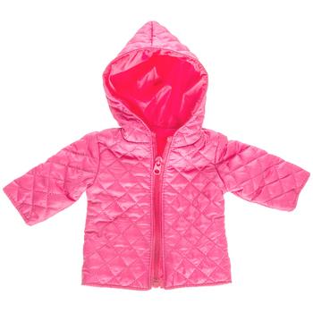 Pink Puffy Doll Jacket
