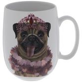 Royal Pug Dog Mug