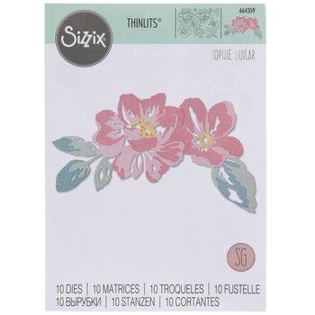 Floral Layers Thinlits Dies