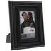 Black Beaded Beveled Frame - 4