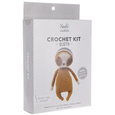 Sloth Crochet Kit