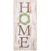 Home Wreath Magnet