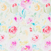 Bright Petal Jardin Apparel Fabric