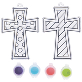 Cross Suncatchers Craft Kit