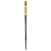 Golden Taklon Flat Shader Paint Brush - Size 12