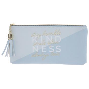 Blue Kindness Pouch
