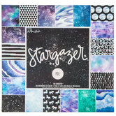 "Stargazer Holographic Foil Paper Pack - 12"" x 12"""