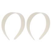 Cream Headbands