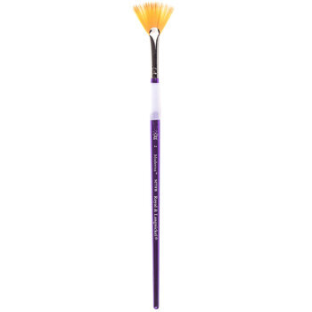 Moderna All-Media Fan Blender Paint Brush