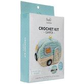Camper Crochet Kit