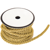 Metallic Twisted Cord Trim - 5mm