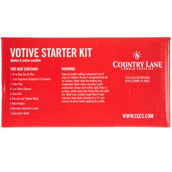 Votive Candle Starter Kit