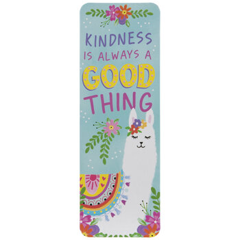 Kindness Is A Good Thing Llama Bookmarks